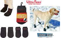 Ultra Paws Snow Dog Boots Water weather Ice Resistant All Sizes