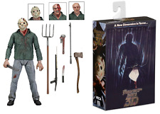 """NECA Friday 13th Part 3 Ultimate Jason Voorhees 7"""" Action Figure IN STOCK"""