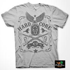 NEW HARD CORE BRANDS HC BLACK LABEL LOGO S/S DUCK HUNTING T-SHIRT 2XL