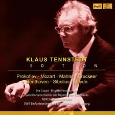 Klaus Tennstedt Edition [New CD]