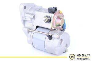 Starter Motor for Kubota, Bobcat, 15461-63013, D1302, D1402, 1.4KW, 12V, 9 Tooth