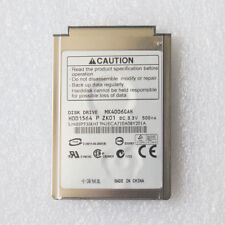 "NEUF 1.8"" 40GB MK4006GAH CF IDE 50PIN DISQUE DUR HDD FITS APPLE IPOD 3RD 4TH GEN"