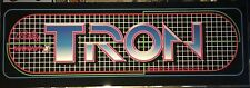 Tron Arcade Marquee Reproduction (26 x 8)