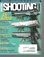 SHOOTING TIMES Magazine December 1992 Special Ammo Report, Colt Classic .45