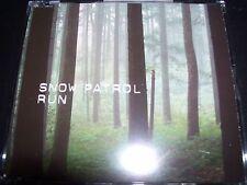 Snow Patrol Run Rare Australian CD Single - New