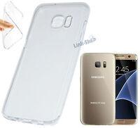 ULTRA Sottile Cover 0.3 Custodia TPU Trasparente per Samsung Galaxy S7 Edge G935
