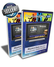 Masterclass in Compression, Limiters & Noise Gates Training DVD box set (3+ hrs)
