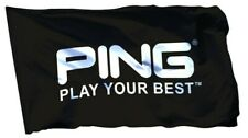Ping Golf Flag Banner 3x5 ft Golf G410 Strip Hole Golf Driver Play Your Best