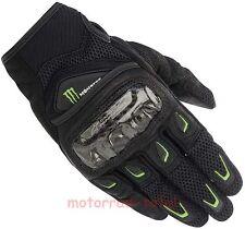 NEU Alpinestars M30 Monster glove Handschuhe schwarz  S = 7  Motorradhandschuhe