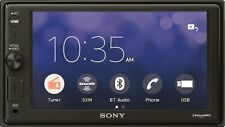 "Open-Box Excellent: Sony - 6.2"" - Apple® CarPlay- Built-in Bluetooth - In-D..."