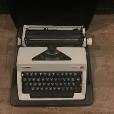 Olympia Typewriters & Word Processors