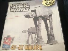 New & Sealed AT-AT WALKER  Star Wars Detailed Scale Model 2007
