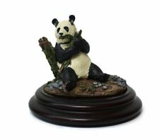 Wildlife Preservation Trust International Sculpture Collection Giant Panda