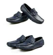 Men's Slip On Loafers Pumps Driving Non-Slip Casual Moccasins Gommino Shoes New
