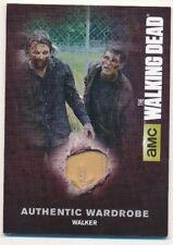 Walking Dead Season 4 Part 2 Authentic Wardrobe Card M-23 Walker