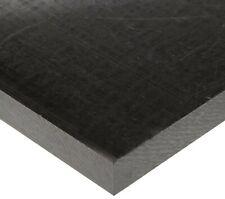 "Nytef Plastics Ltd.AF Delrin Block 1//2/"" x 4/"" x 4/"" Brown  D3"