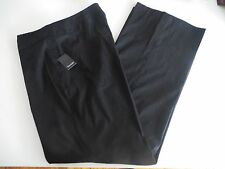 $178 New with tags TAHARI Black Stretch Dress CARLIANNE Linen Pants size 12