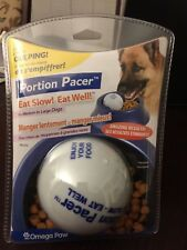 Portion Pacer Dog Food and Water Management Ball by Omega Paw