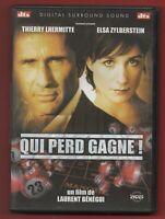 DVD - QUI PERD GAGNE ! avec Thierry Lhermitte et Elsa Zylberstein