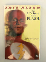 Flash The Life Story of the Flash Hardcover [1st Print]  [DC 1997]