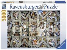 Ravensburger Sistine Chapel-Puzzle (5000-Piece)