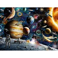5D Full Drill Diamond Painting Planet Space Embroidery Cross Crafts Kits Decors