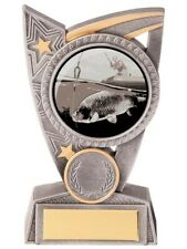 Angling Trophies Triumph Fishing Fish Trophy 2 sizes FREE Engraving