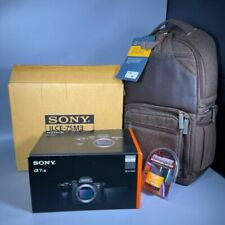 Sony | NEW Digital camera Alpha a7S III + Extra battery Power2000 + Carry Bag