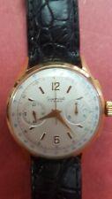 Cronografo Vintage Gigandet(Breitling) Oro 18kt