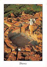 Bf869 Siena piazza del campo e palazzo comunale Italy