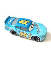 Disney Pixar Cars 3 Buck Bearingly #39 ViewZeen racer Mattel Diecast Car