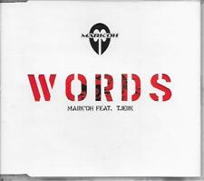 MARK'OH ft TJERK - Words CDM 4TR Enh Eurodance Trance 2003