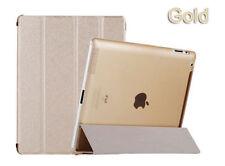 """Custodia in pelle PU magnetico oro sottile per iPad PRO 9.7"""" SMART COVER STAND NATALE REGALO"""