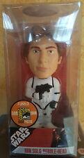 Star Wars - Han Solo Stormtrooper Exclusive Wacky Wobbler - Funko San Diego CC