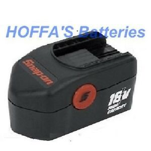 SNAP ON 18V CTB4187 , MADE BY THE BEST
