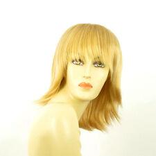 Perruque femme mi-longue blond clair doré VANILLE LG26