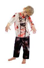 Halloween Boys Zombie Costume 4-6 Years Fancy Dress Trick or Treat Set