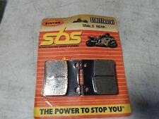 SBS Street Excel Sintered Rear Brake Pads P/N: 556LS