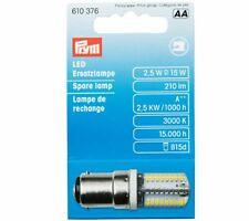 LED Glühbirne Bajonettfassung Stecksockel (15W/ 3000K)
