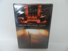 KELLER WILLIAMS:SIGHT DVD New!!