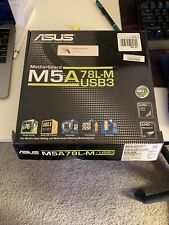 Asus M5A78L-M LX PLUS, AM3+, AMD Motherboard