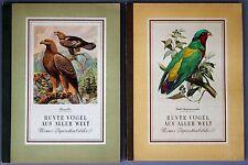 Bunte Vögel aus aller Welt 1. und 2. Sammelalbum # 751