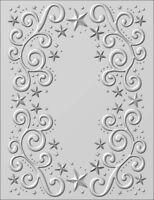 Creative Expressions  Sue Wilson 3D Embossing Folder 7.5 x 5.7 CHOOSE 3 Designs