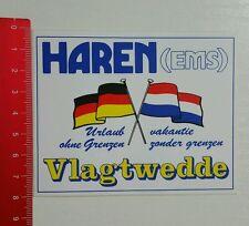Aufkleber/Sticker: Haren - EMS (150816144)