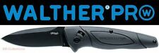 WALTHER PRO SOK Spring Operated Knife Taschenmesser pocket knife Utility-Klinge