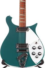 2004 Rickenbacker 620 Turquoise Electric Guitar -RARE-