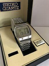 Seiko A029-4000 Quartz LCD LED Watch