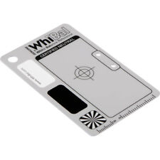 WhiBal G7 White Balance Pocket Card