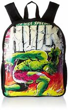 Marvel Comics el Increíble Hulk mochila grande Oficina escuela vacaciones