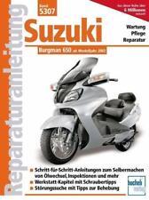 Suzuki Burgman 650 ab Modelljahr 2002 (2015, Taschenbuch)